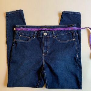 Jordache Super Skinny Jeans Sz 16